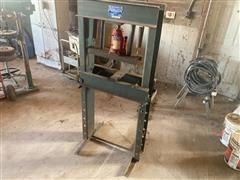 Continental HV100 30 Ton Shop Press