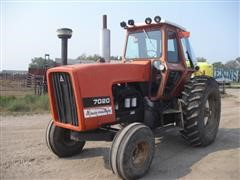 1981 Allis-Chalmers 7020 2WD Tractor