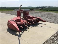 2012 Dion F61-120 Rotary All Direction Forage Header