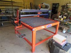BurnTables 44P CNC Plasma Table