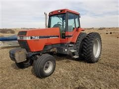 1989 Case IH 7140 2WD Tractor