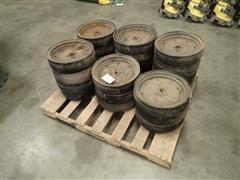 John Deere XP Gauge Wheel Assemblies