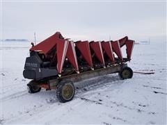 2005 Drago 630 N6TR Chopping Corn Header & Trailer