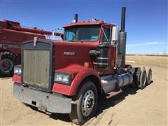 1986 Kenworth W900 T/A Truck Tractor
