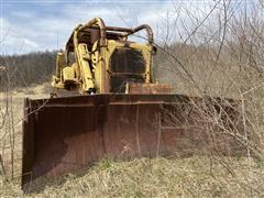 Caterpillar D9G Crawler Tractor (INOPERABLE)