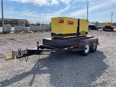 2012 Magnum Products LLC MMG55FH Towable Generator