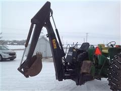 Kelley B70B Backhoe Attachment