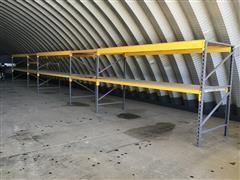 Keystone Industrial 50' Pallet Racking