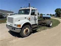 1999 International 4700 S/A Cab & Chassis