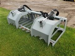 2021 Hawz Root Grapple Skid Steer Attachment