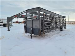 Titan West O.K. Corral Sr. Portable Corral