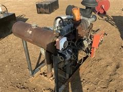 2000 Isuzu 6 Cyl Irrigation Engine (INOPERABLE) Power Unit