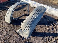 John Deere 7410 Front Fenders