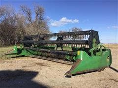 John Deere 220 Flex Header
