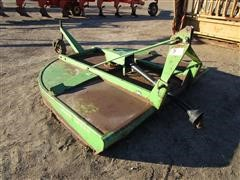 John Deere 709 Rear Mount Mower/Shredder