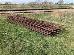 20' Continuous Fence Panels