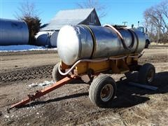 Farm Fuel Trailer
