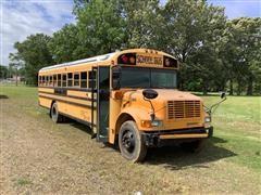 2000 International Blue Bird 2WD 60 Passenger Bus