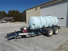 Schaben P-65-1010 Liquid Fertilizer Trailer