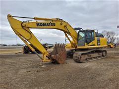 2016 Komatsu PC360 LC-11 Excavator