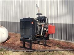 2012 Isuzu 4JJ1X 4 Cyl Turbocharged Diesel Power Unit