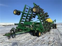 2009 John Deere 1895/1910 Air Seeder & Air Cart