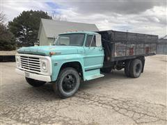 1968 Ford 600 S/A Grain Truck