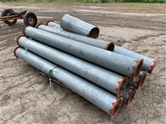 Silage Blower Pipes