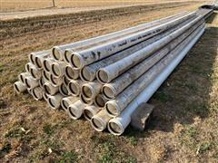 "Kroy 8"" Plastic Mainline Irrigation Pipe"