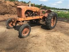 1953 Allis-Chalmers WD45 2WD Tractor