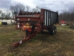 Meyer 4222 Forage Wagon