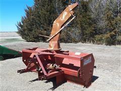 Lundell 3400 3-Pt Snow Blower