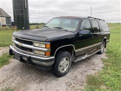 1994 Chevrolet 1500 4x4 Suburban
