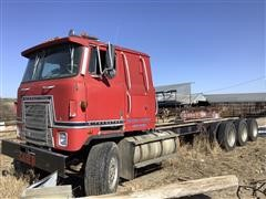 1979 International COF4070B Tri/A Cab & Chassis (INOPERABLE)