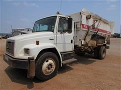 2000 Freightliner FL70 S/A Feed Truck