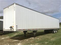 2006 Utility VS2DC T/A Enclosed Van Trailer