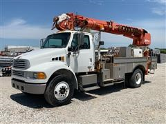 2006 Sterling M7500 Acterra Digger Derrick Truck