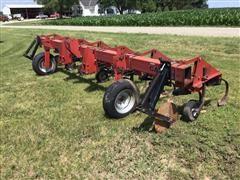 Case IH 183 6-Row Cultivator