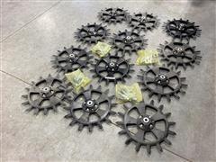 Yetter Spike Press Wheels