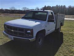 2000 Chevrolet 3500 Service Truck