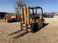 Caterpillar V80E Rough Terrain Forklift