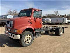 1994 International 8100 S/A Cab & Chassis