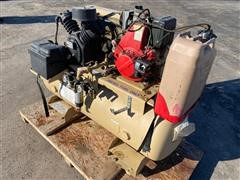 2007 Ingersoll Rand 2475 Portable Air Compressor