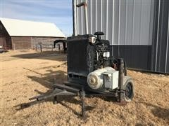 Cummins 6BT Diesel Power Unit W/generator