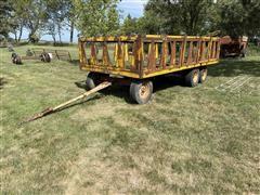 Port-A-Wagon Feeder Wagon
