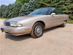 1994 Oldsmobile Ninety-Eight Regency Elite Sedan