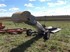 2015 Brandt Grain Deck Drive Over Unload Conveyor
