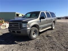 2005 Ford Excursion 4x4 SUV