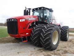 2012 Versatile 450 4WD Tractor