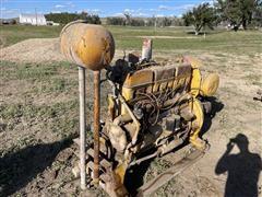 Minneapolis-Moline HD800A-6A Irrigation Engine